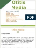 Otitis Media PPT