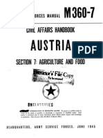 Civil Affairs Handbook Austria Section 7