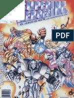 Superheroes INC. Manual Completo