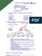 Biologia Selectividad Examen 11 Resuelto Castilla La Mancha Www.siglo21x.blogspot
