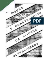 Diseño y construcción de aviones ultraligeros