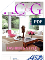 Hamptons Cottages and Gardens Sept/Oct