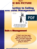 Ch01 - Introduction to Selling and Sales Management