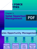 Ch03 - Sales Opportunity Management