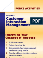 Ch05 - Customer Interaction Management