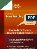 Ch08 - Sales Training