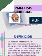 Paralisis Cerebral
