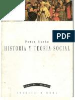 HISTORIA Y TEORÍA SOCIAL PP 57-151