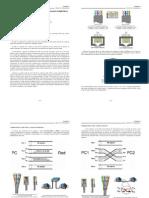 Cables de Red EIA-TIA 568A y de PC a PC