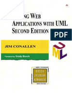 Building Web Applications With Uml Second Edition Appendixd Master Template Pa