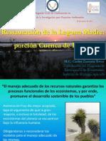 Restauración Laguna Madre