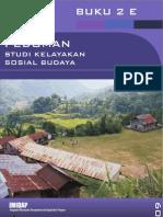 8.Pedoman Studi Kelayakan Sosial Budaya- Buku 2E