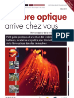 ARCEP - Guide Fibre Immeubles 2011