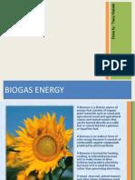 Biogas Presentation