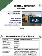 Clase Demostrativa - El Triangulo