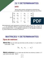 Matrices+y+Determinantes