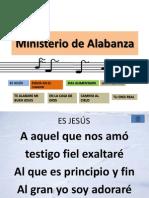 Ministerio de Alabanza