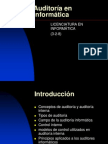 Slides Auditoria in for Ma Tic A