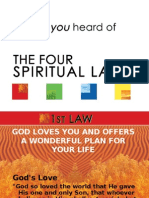 Four Spiritual Laws TOI