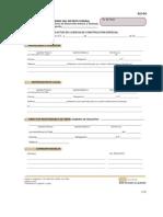 Formato07 Licencia de Construccion Tipo A