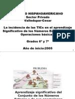 Las TICs- Valledupar