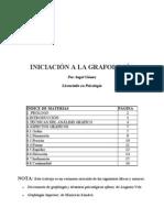 eBook Caste Llano Iniciacion a La Grafologia