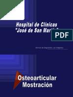 Osteoarticular