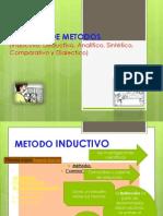 Los Tipos de Metodos de Investigacion
