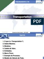 Apresentação Macro dos Processos de Transportation