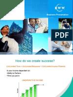 Business Presentation Modified Australia