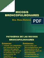 MICOSISBRONCOPULMONARES
