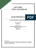 Electrónica y Electrónica Industrial