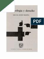Romo Medina, Miguel - Criminologia y Derecho