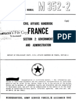 Civil Affairs Handbook France Section 2