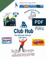 Club Hub Fall 2011 Sm