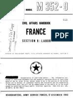 Civil Affairs Handbook France Section 9