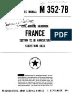 Civil Affairs Handbook France Section 12
