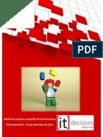 ITD #7 23 Set 2011 | Melhores práticas na gestão de fornecedores
