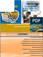 Gestion Por Procesos Business Process Management
