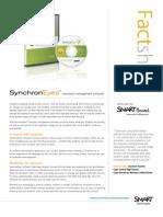 SynchronEyes Factsheet