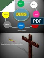 Retiro Cristo,La Mayor Muestra de Misericordia de Dios
