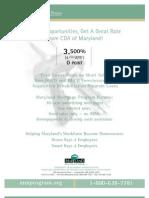 Maryland Mortgage Program- Free Kit