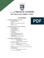 Tercer Informe Actividades Uabjo
