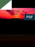ARQ GOTICA