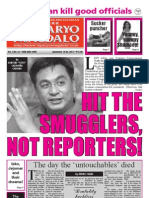 Dyaryo Magdalo (Sept 19-25, 2011 issue)