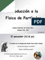 IntroduccionFisicaParticulas