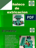chaleco DE extricacion