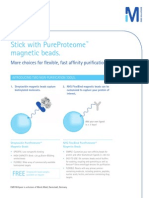 PureProteome Magnetic Beads