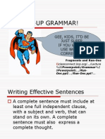 Pumped Up Grammar!