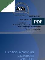 Documentacion Del Metodo Analitico[1]